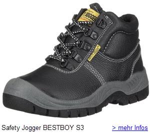 Safety Jogger BESTBOY S3 Sicherheitsschuhe