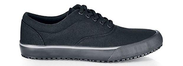 Shoes for Crews (SFC) Saratoga schwarz für Gastronomie, Küche und Service